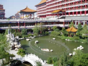 Zhengan Palace Hotel in Grand Epoch City